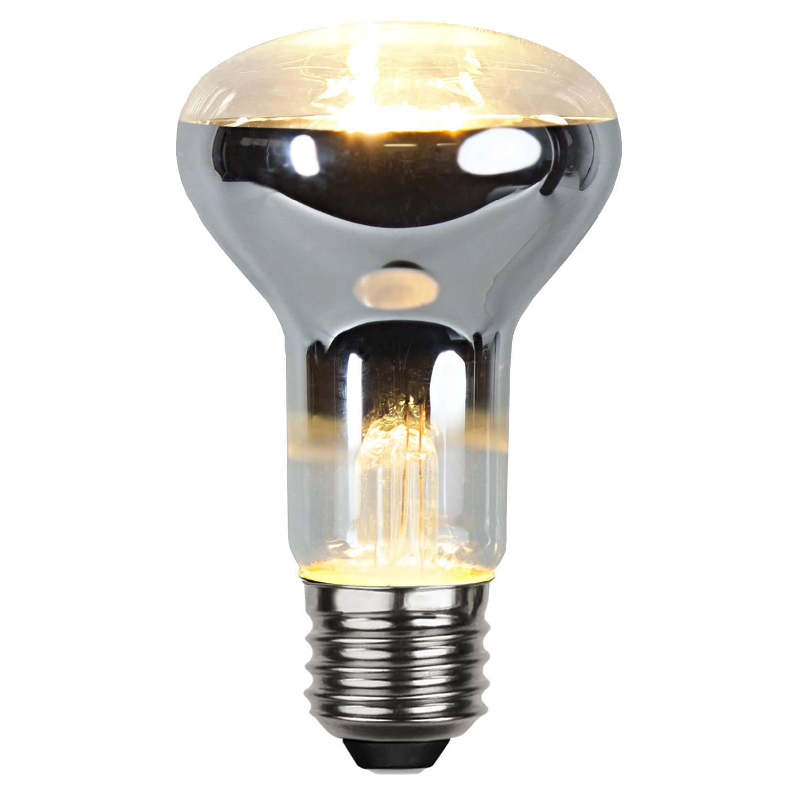 LED-heijastinlamppu E27 R63 4W 2 700 K kirkas