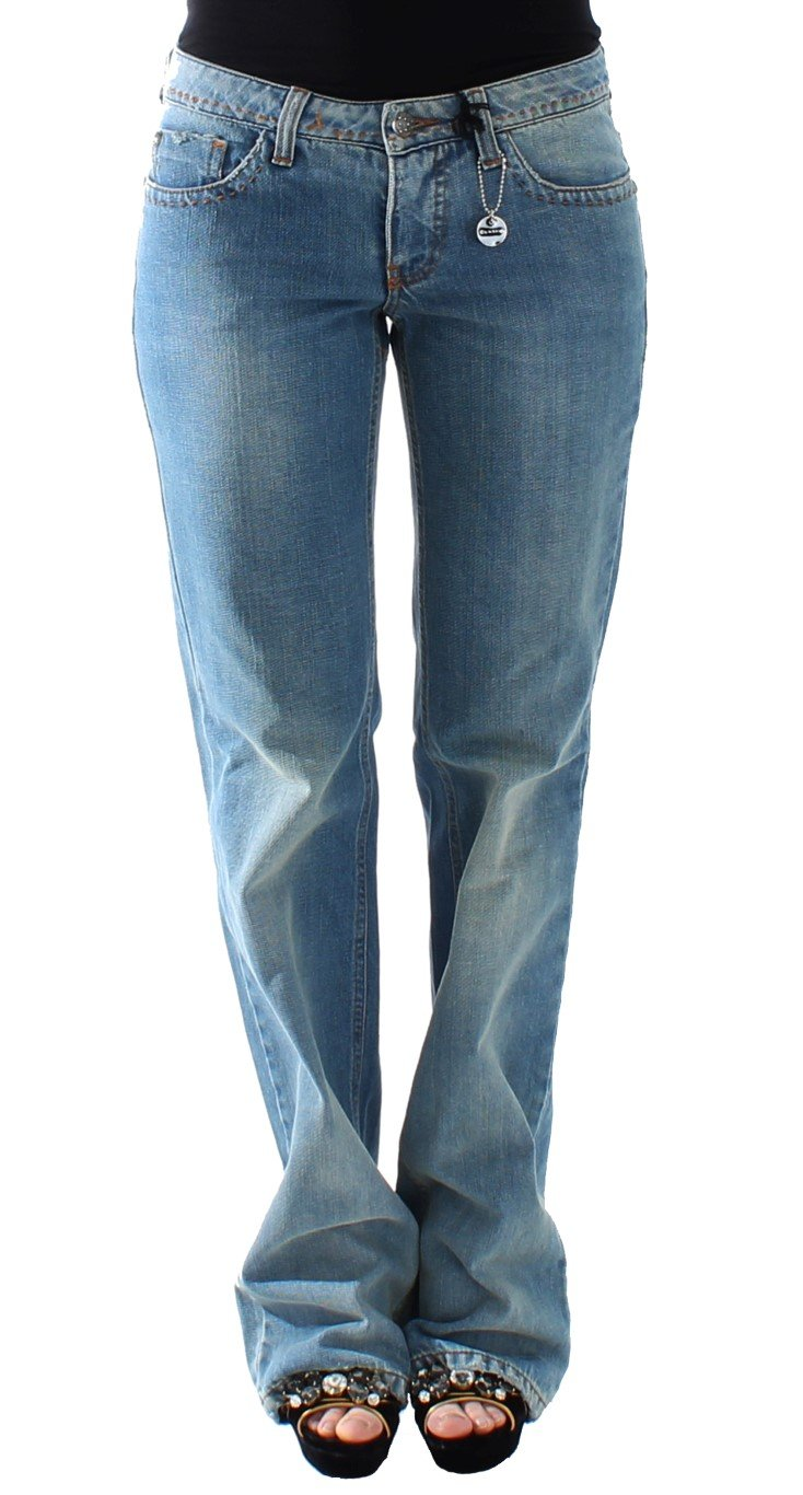 Costume National Women's Straight Jeans Blue SIG12682 - W26