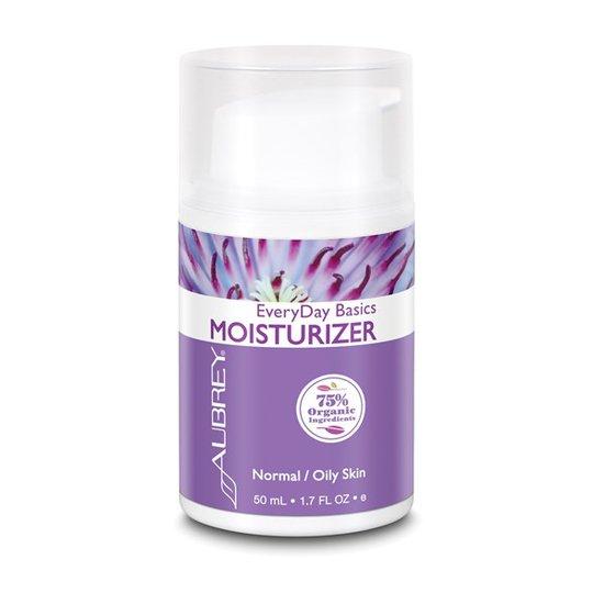Aubrey Organics EveryDay Basics Moisturizer Normal/Oily Skin, 50 ml - Aubrey Organics