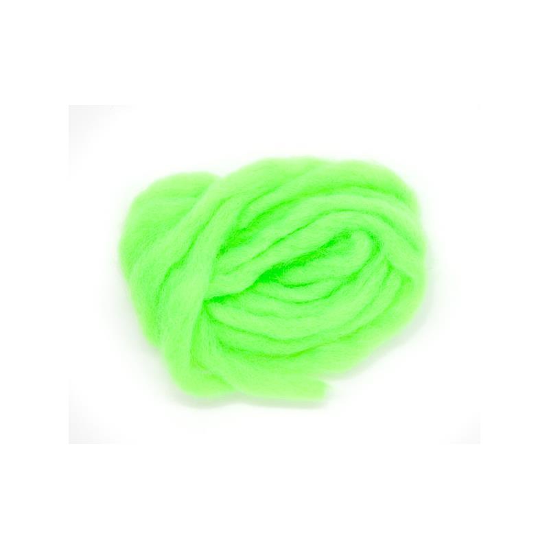 Glo Bug Yarn - Fluo Chartreuse Veniard