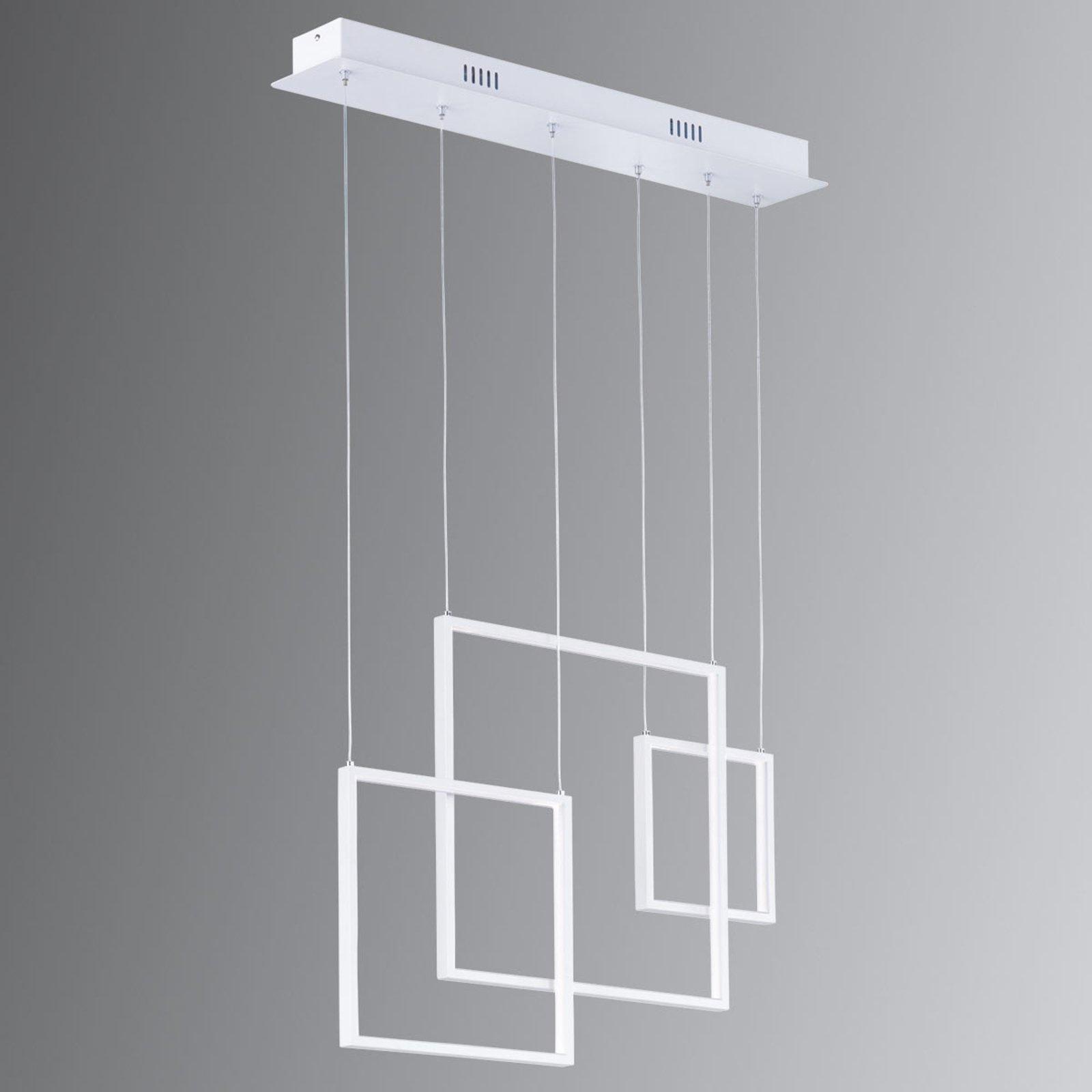 LED-hengelampe Tuscon med Switchdim-funksjon