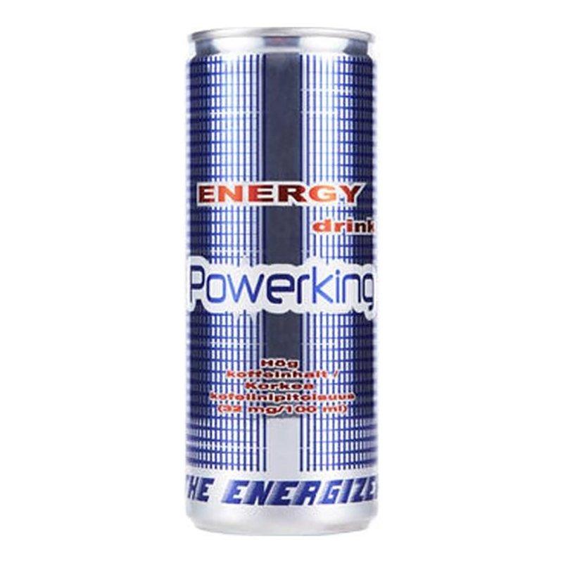 Powerking Energidryck - 1-pack