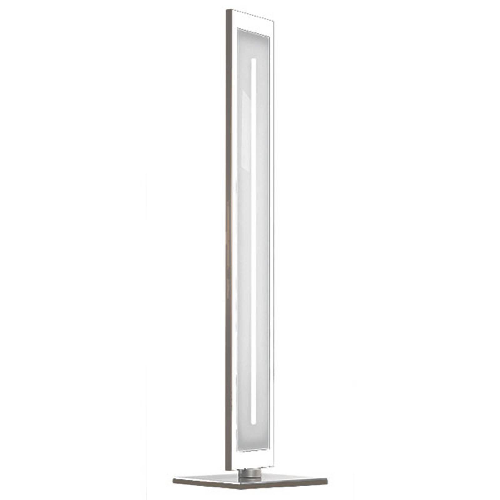 Kaukosäädettävä LED-lattiavalo Zen, värihallinta