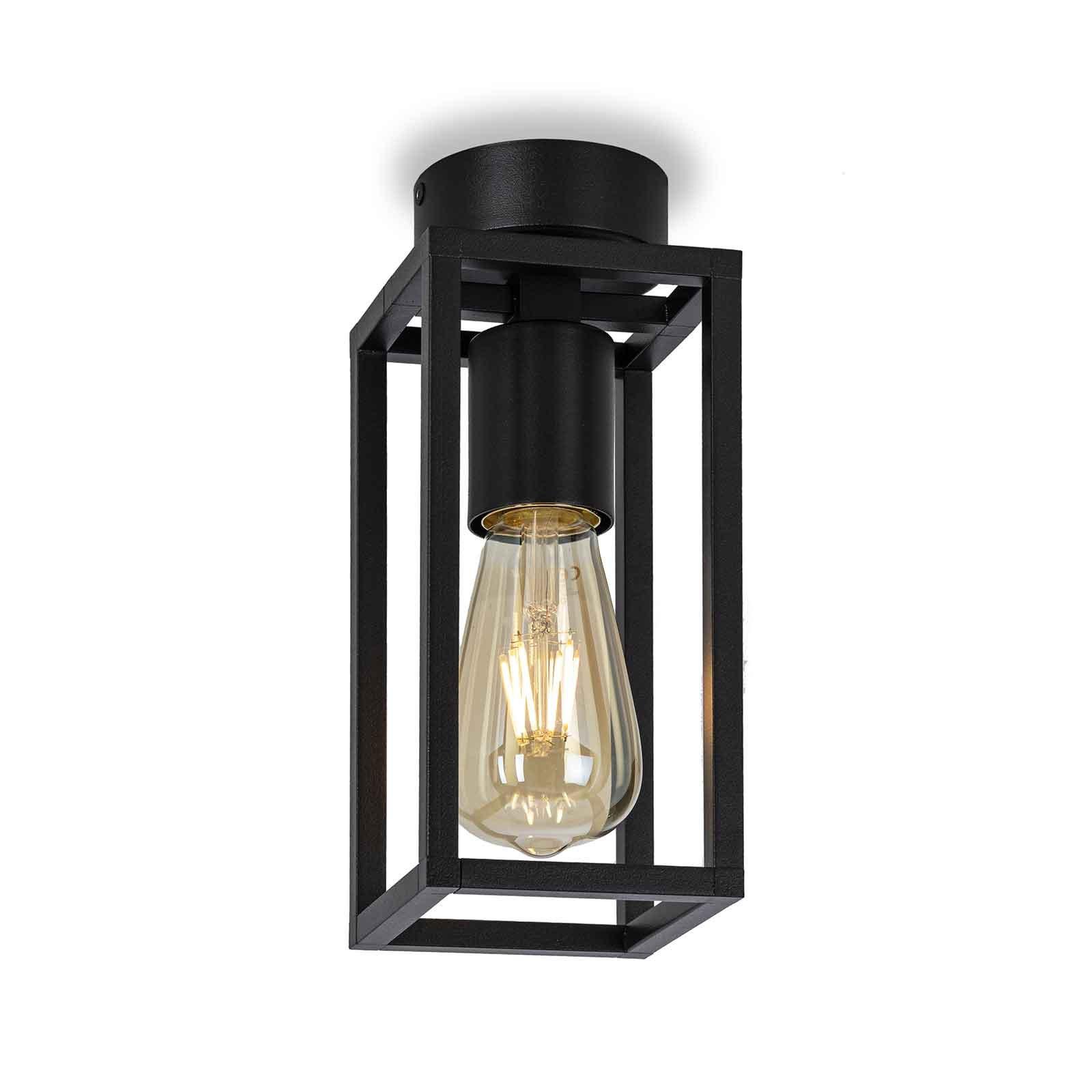 Cubic³ 3376 taklampe svart