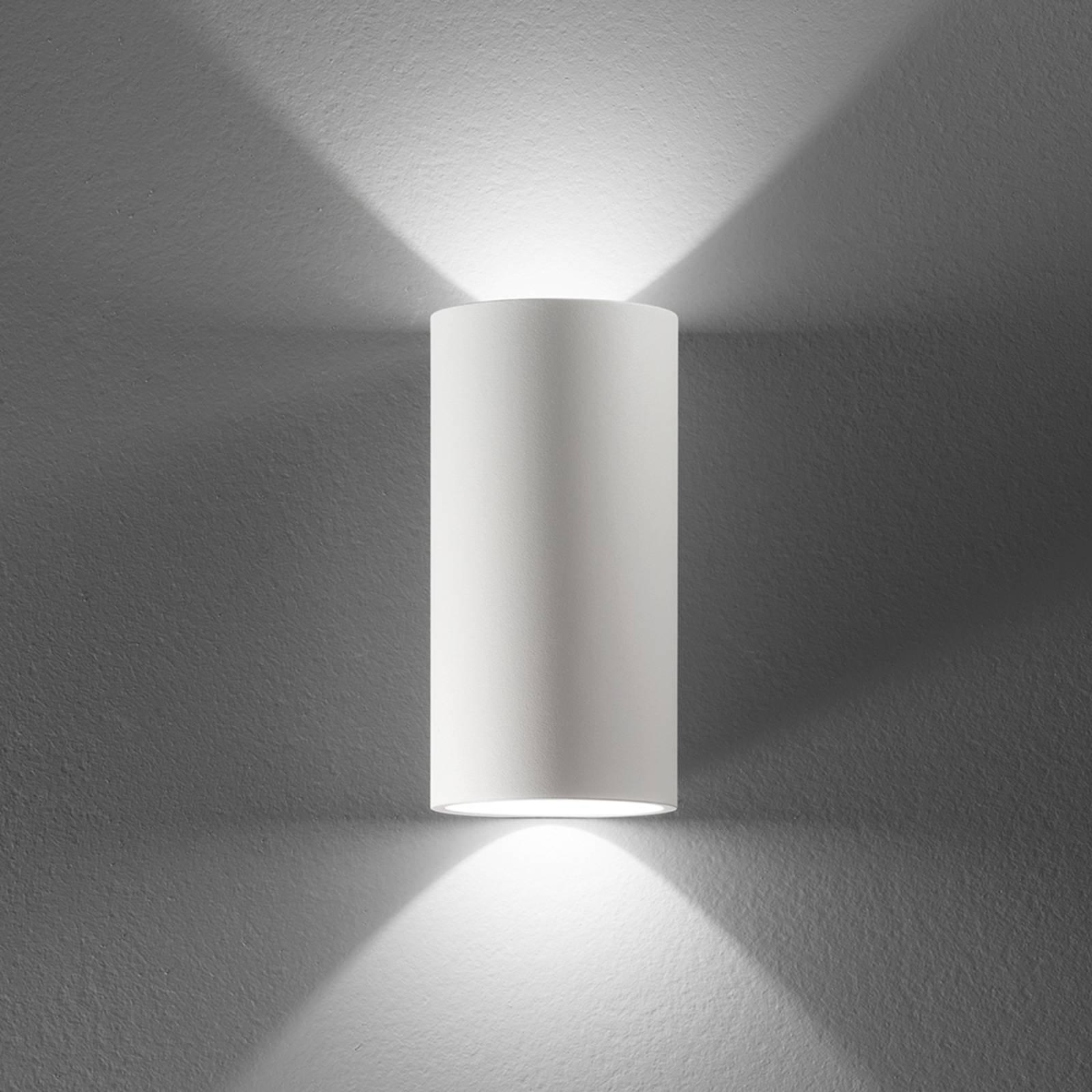 Tubo Utendørs LED-vegglampe med lys i to retninger