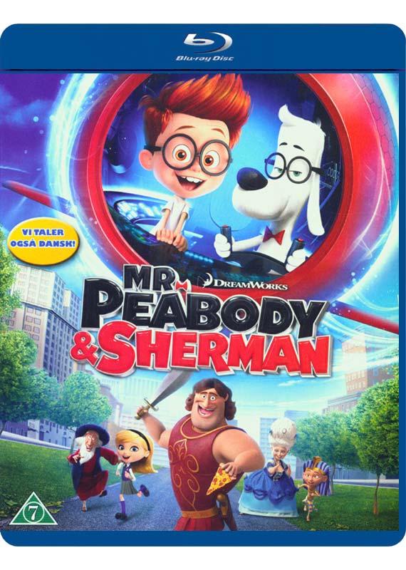 Mr. Peabody & Sherman (Blu-ray)