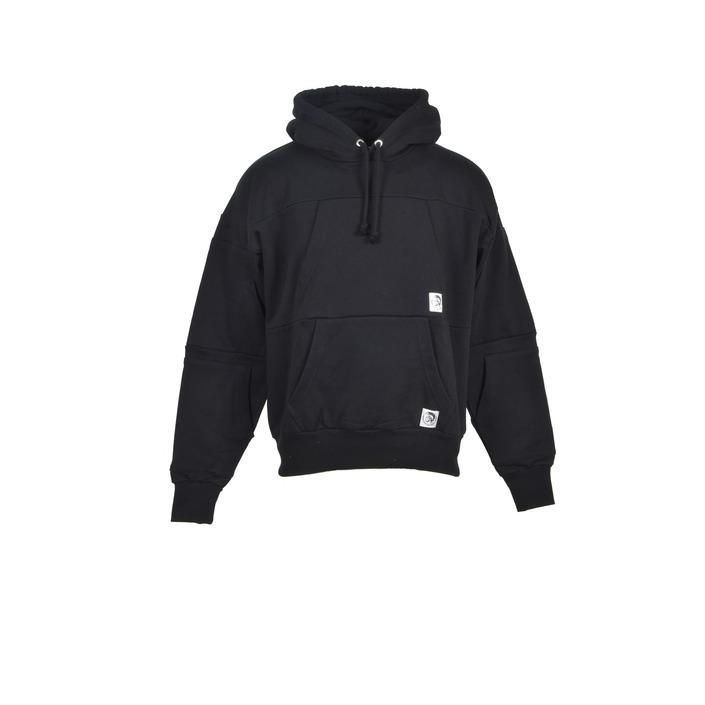 Diesel Men's Sweatshirt Black 223984 - black M