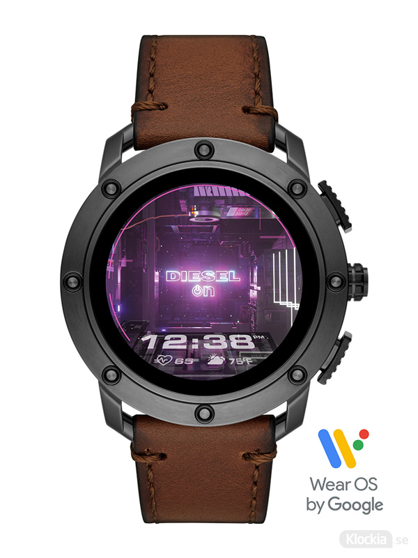 DIESEL Smartwatch Gen. 5 Axial DZT2032