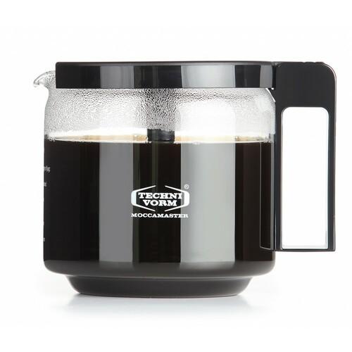 Moccamaster Kaffekanna Tillbehör Till Kaffe & Te - Svart/glas
