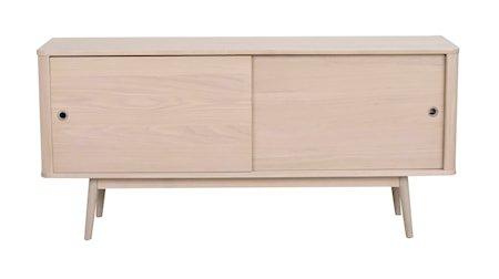 Dawsone Sidebord hvitpigmentert eik 150 cm