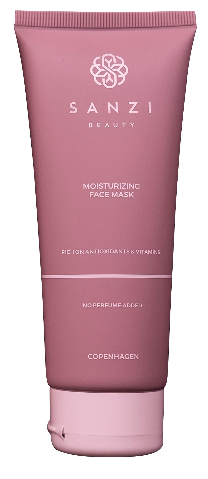 Sanzi Beauty - Moisturizing Face Mask 100 ml