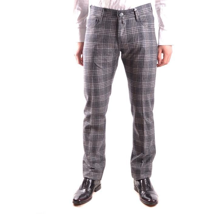 Jacob Cohen Men's Trouser Grey 162741 - grey 31