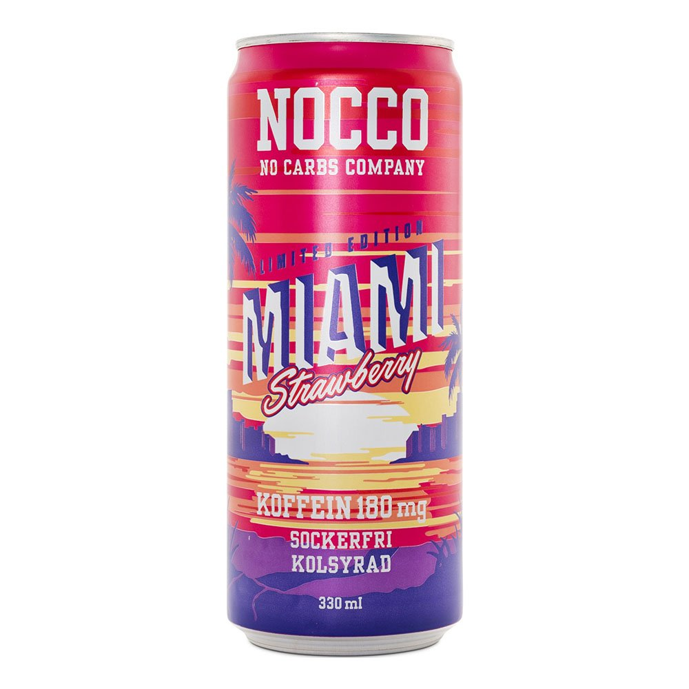 Nocco Summer Edition Miami - 1-pack