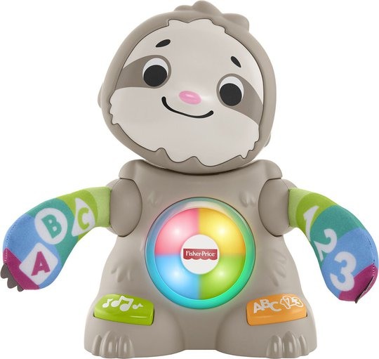 Fisher-Price Linkimals Smooth Moves Sloth - NO