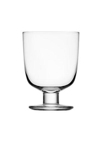 Lempi glass 34 cl klar 2-pakk