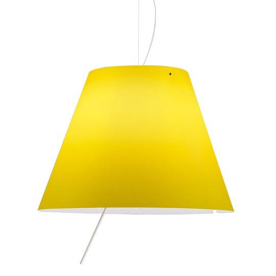 Costanza – LED-riippuvalaisin, keltainen