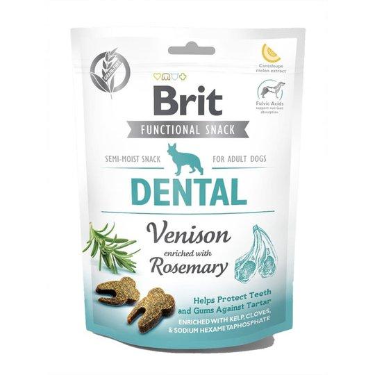 Brit Care Functional Snack Dental Venison