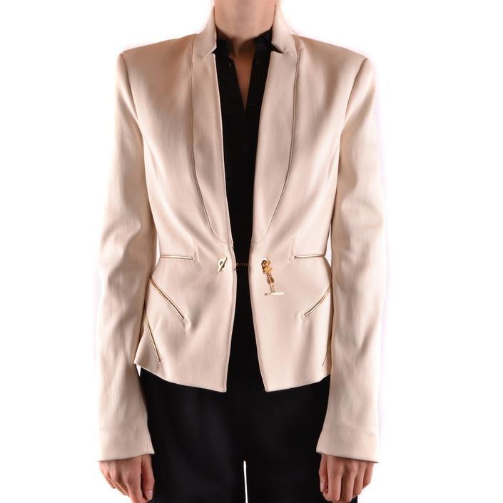 Elisabetta Franchi Women's Blazer White 161244 - white 46