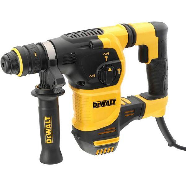 Dewalt D25334K Borhammer med QCC hurtigchuck, 950 W