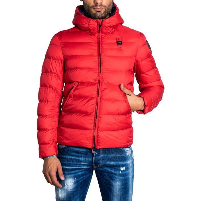 Blauer - Blauer Men Jacket - red S