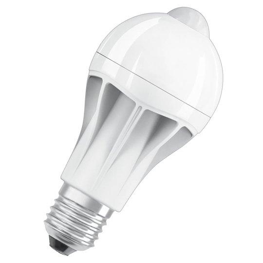 LED-lamppu E27 11W 2 700 K, päivänvaloanturi