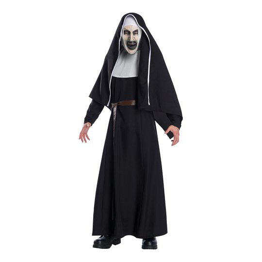 The Nun Deluxe Maskeraddräkt - Standard