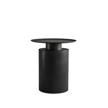 Pillar Soffbord Tall Burned Black