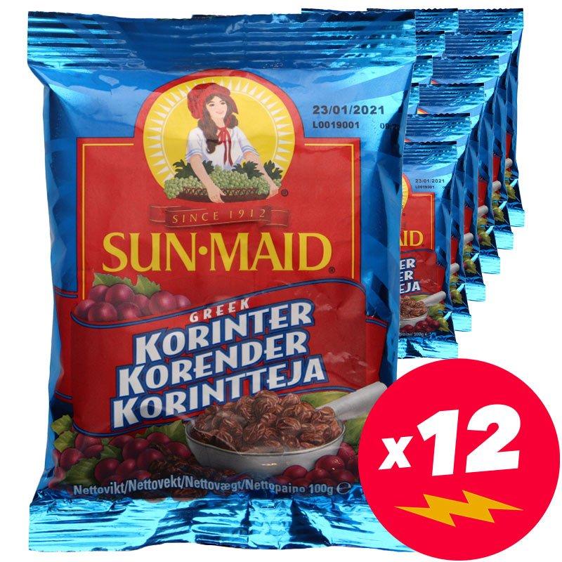 Korinter Soltorkade 12-pack - 69% rabatt