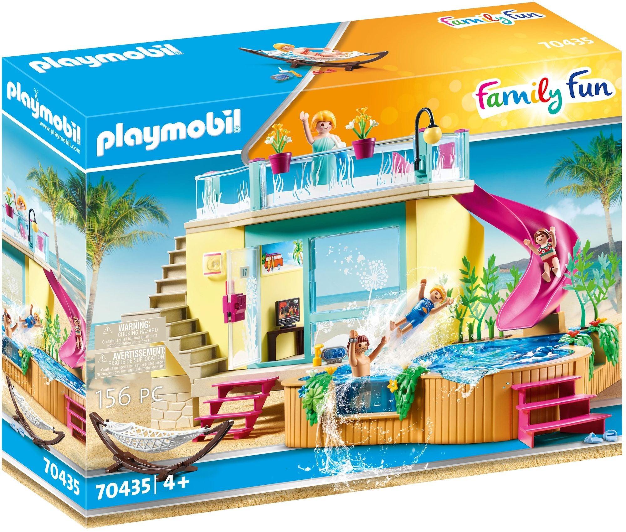 Playmobil 70435 Bungalow