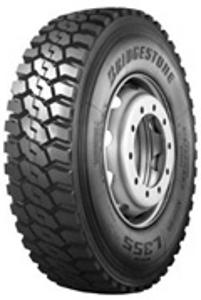 Bridgestone L 355 Evo ( 315/80 R22.5 158/156G kaksoistunnus 156/150K )