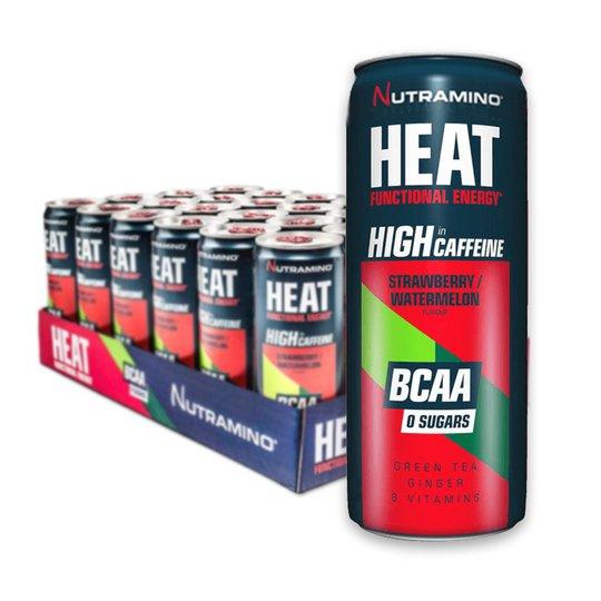 "Hel Platta BCAA Dryck ""Strawberry Watermelon"" 330ml - 50% rabatt"