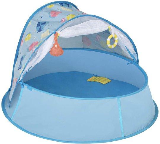 Babymoov Aquani Anti UV-Telt, Blue