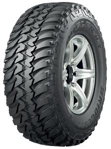 Bridgestone Dueler M/T674 ( LT235/85 R16 120/116Q, POR )