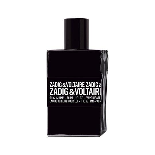 ZADIG & VOLTAIRE This is him! EdT, 30 ml Zadig & Voltaire Miesten hajuvedet
