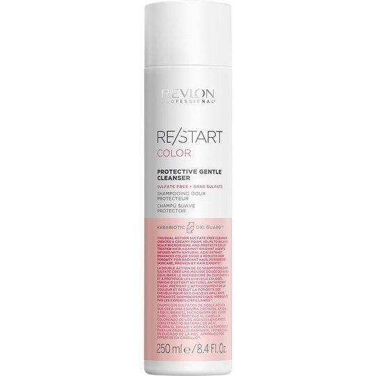 Restart Color Protective Gentle Cleanser, 250 ml Revlon Professional Shampoo