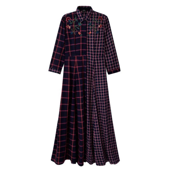 Desigual Women's Dress Multicolor 180004 - multicolor XS