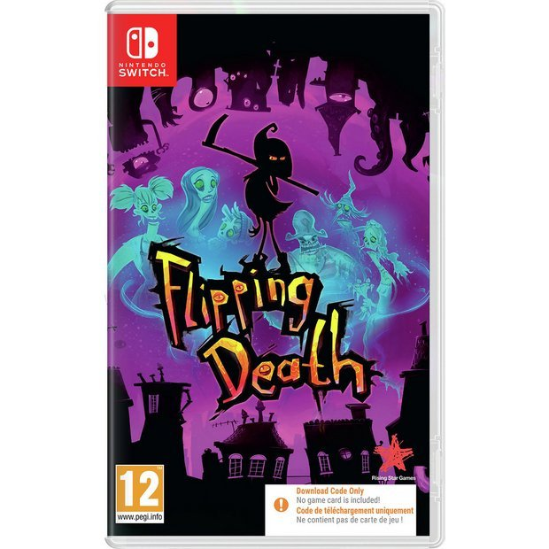 Flipping Death (Download Code)