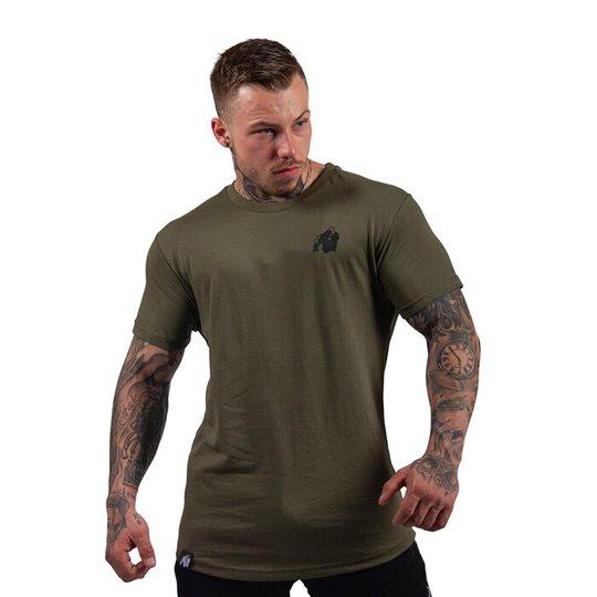 Detroit T-Shirt, Army Green