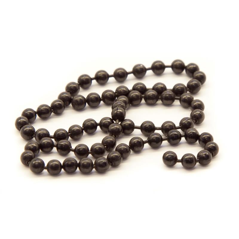 Bead Chain Eyes M Black