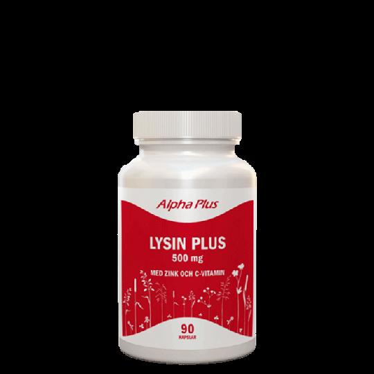 Lysin Plus 500 mg, 90 kapslar