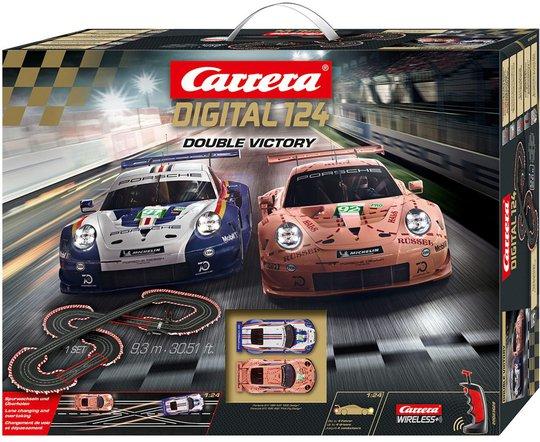 Carrera Digital Premium 124 Double Victory Bilbane