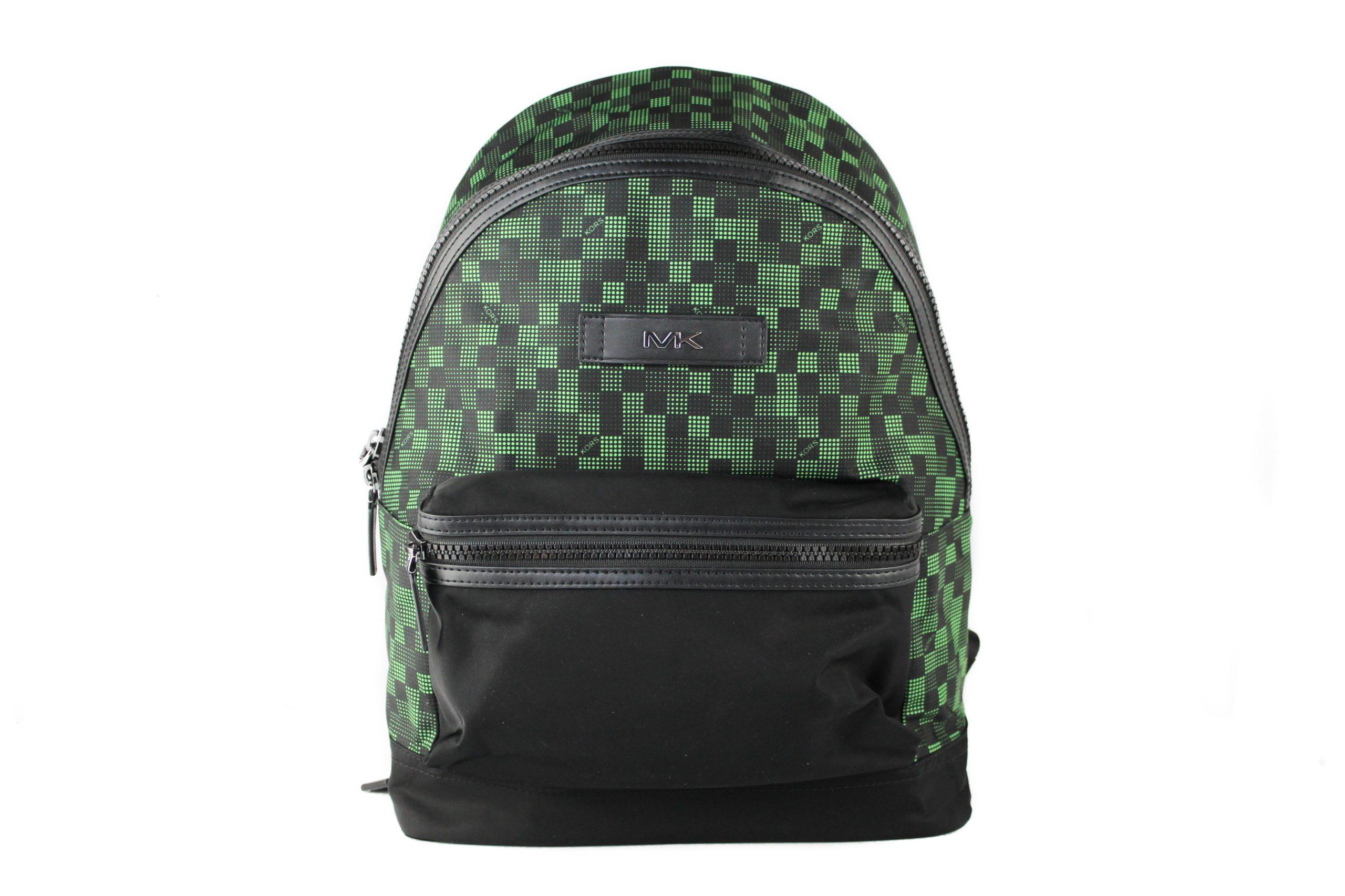 Michael Kors Men's Kent Backpack Green 92994