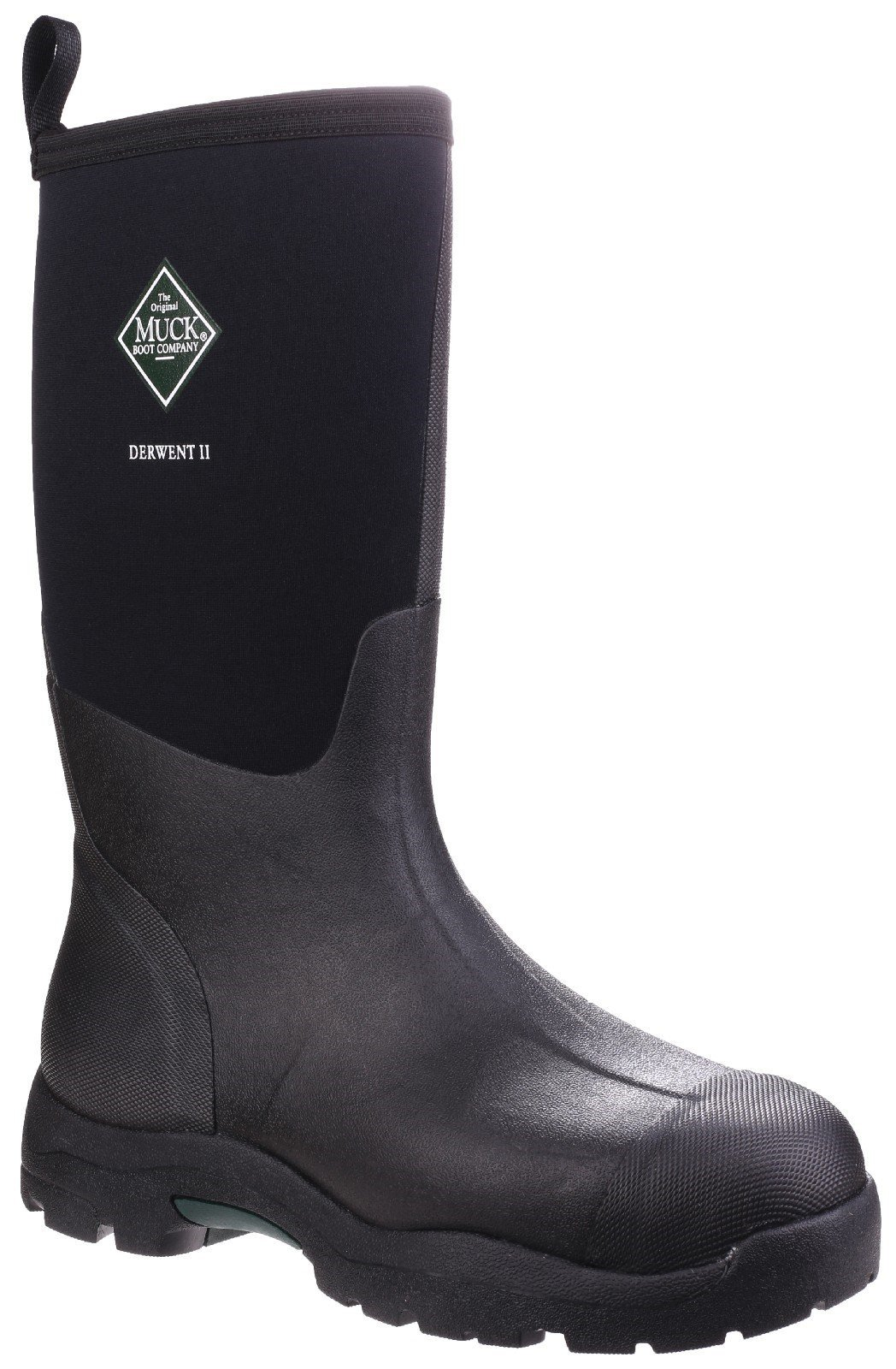 Muck Boots Unisex Derwent II All Purpose Field Boot Black 25888 - Black 4