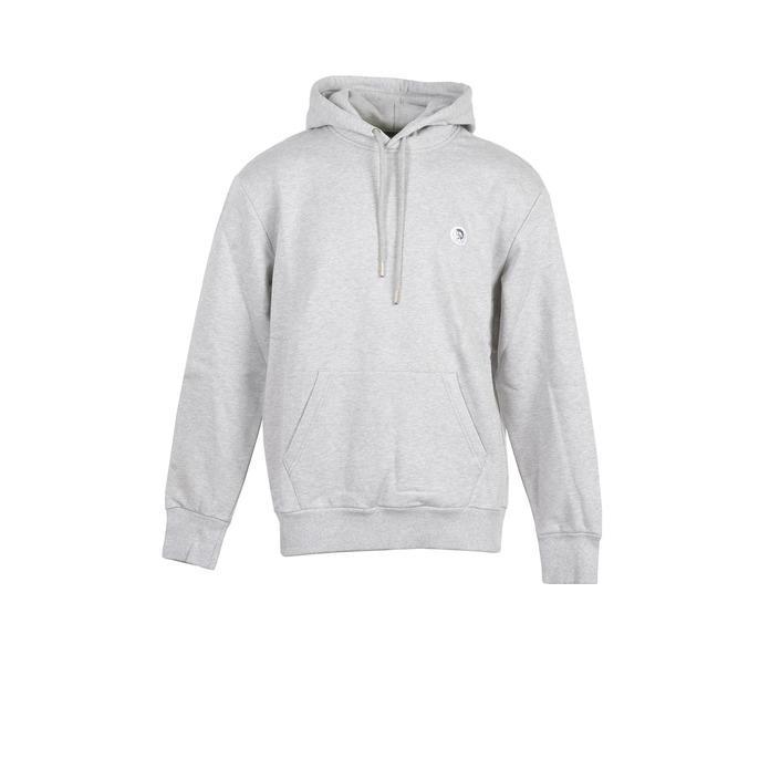 Diesel Men's Sweatshirt Grey 218427 - grey S