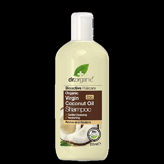 Virgin Coconut Oil Shampoo, 265 ml