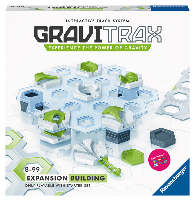 GraviTrax - Expansion Building (Nordic) (10927610)