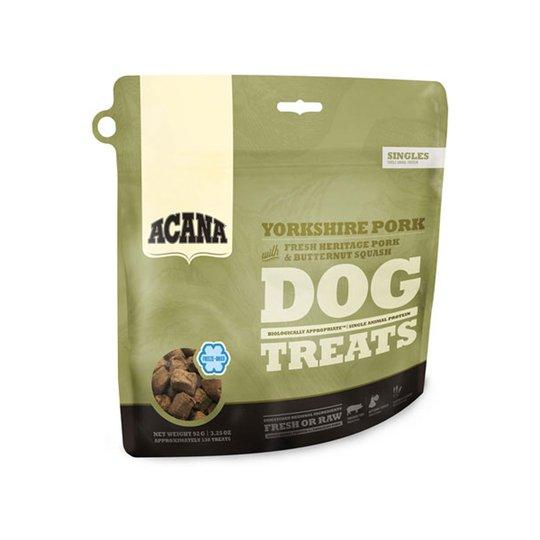Acana Dog Treats Yorkshire Pork