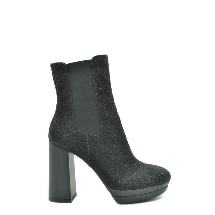 Hogan Women's Boot Black 177676 - black 35