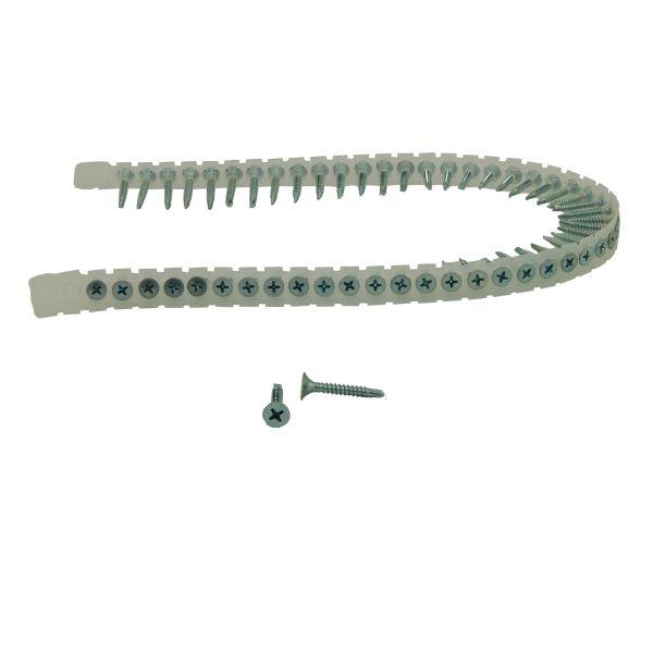 Senco AT10004 Kipsilevyruuvi sähkösinkitty 25x3,5 mm