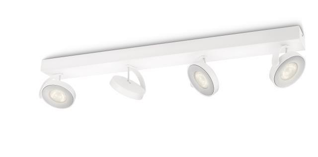 Philips - Clockwork Bar/Tube White 4x4.5W myLiving